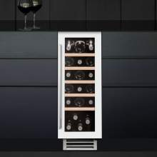 Caple WI3124 Sense Undercounter Single Zone Wine Cabinet
