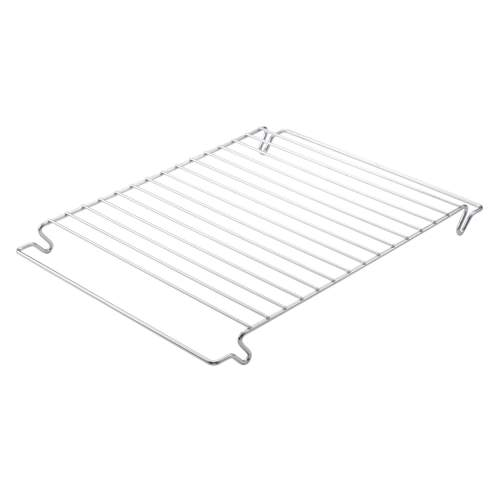 Caple Glass Tray with a Chrome Rack - TRAY2
