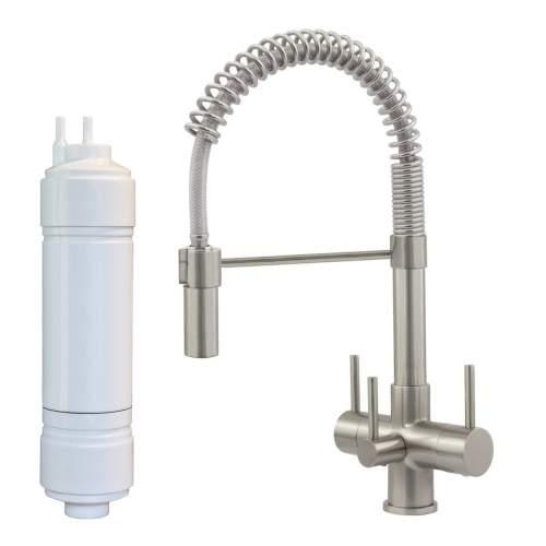 Bluci PREMIO FILTRO PRO TRIO 3 Lever Filter Tap & Filter Kit
