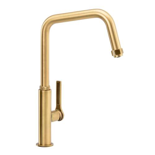 Abode HEX Single Lever Kitchen Tap AT2087