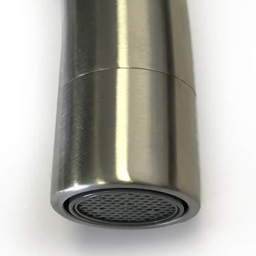 Franke VALAIS Stainless Steel Monobloc Tap