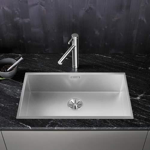 Blanco ZEROX 700-IF Durinox Inset 1.0 Bowl Sink
