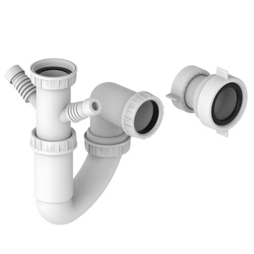 Bluci Single Bowl Plumbing Kit