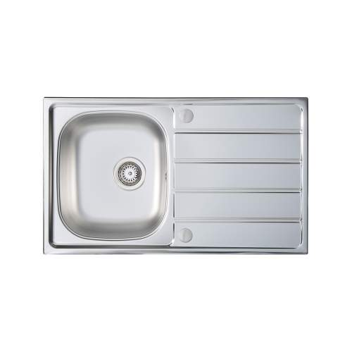 Bluci Liro 100S Compact Single Bowl Sink and Tap Pack