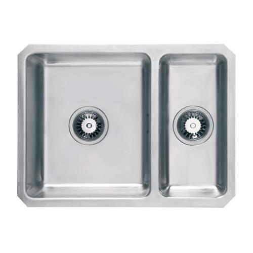 Bluci ORBIT 01+ Undermount 1.5 Bowl Reversible Kitchen Sink