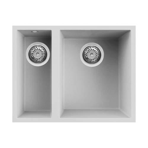 Reginox Quadra 150 Undermount 1.5 Bowl Granite Kitchen Sink