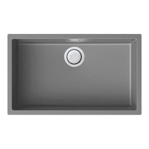 Reginox Zen 130 Extra Large Single Bowl Granite Kitchen Sink