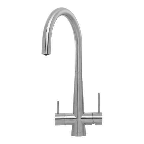 Caple Harlo Puriti Stainless Steel Water Filter Kitchen Tap