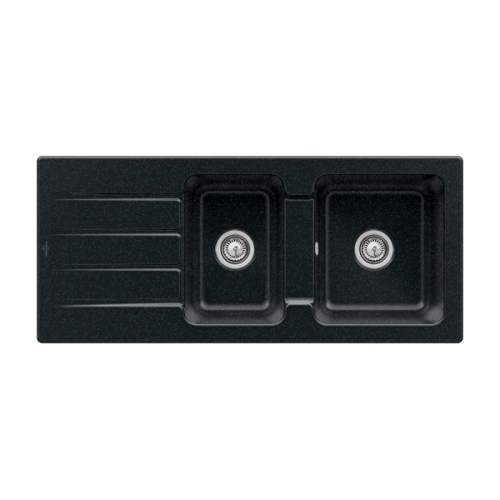 Villeroy & Boch Architectura 80 Classic Line 1.75 Bowl Ceramic Sink - 338001J0
