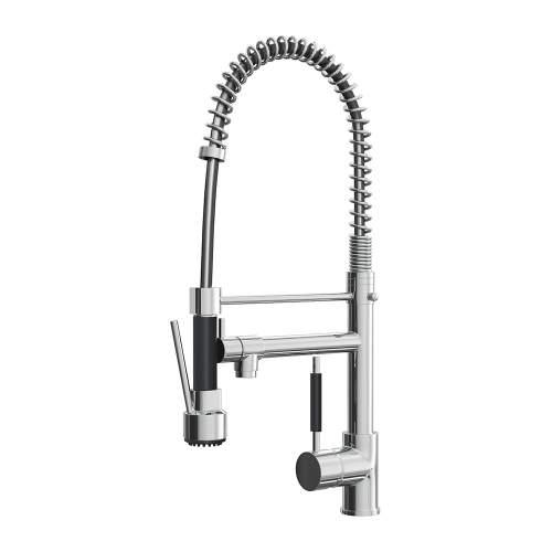 Reginox Arndel Professional Style Flexible Spout Kitchen Tap