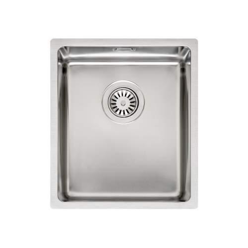 Reginox Houston 34x40 Single Bowl Sink