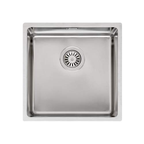 Reginox Houston 40x40 Single Bowl Sink