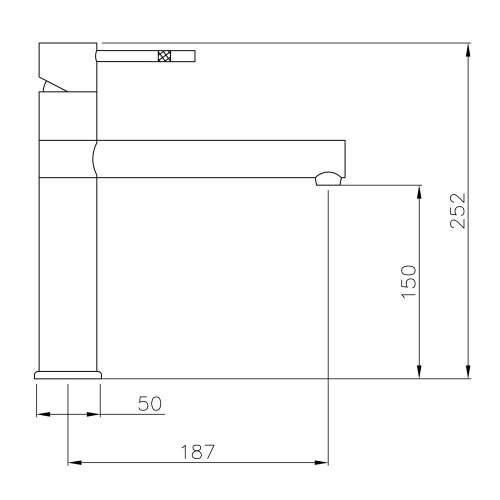 Abode HYDRUS Kitchen Tap