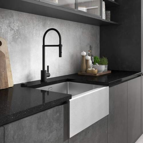 Abode ATLAS Professional Single Lever Spray Kitchen Tap