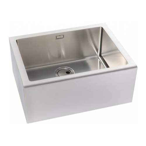 Abode Stainless Steel Belfast Kitchen Sink