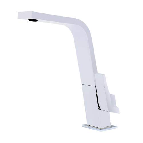 Teka IC 915 Single Lever Kitchen Tap in White