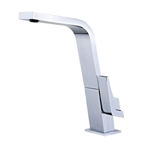 Teka IC 915 Single Lever Kitchen Tap in Chrome