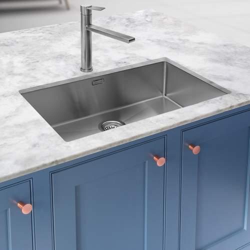Caple Mode 750 Inset/Undermount Large Single Bowl Sink