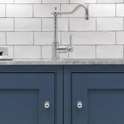 Caple Frampton Stainless Steel Single Lever Kitchen Tap