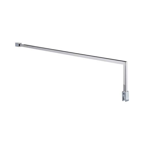 Aquabro Square Fixed 1000mm Support Arm for 8mm/10mm Glass