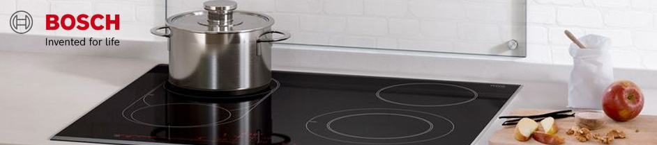 Bosch Electric Ceramic Hobs