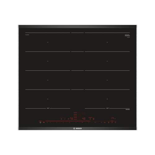 Bosch Serie 8 PXY675DE3E 60cm Black Induction Hob