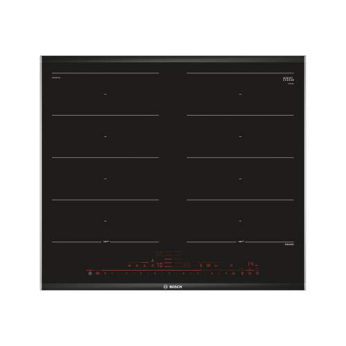 Bosch Serie 8 PXX675DV1E 60cm Black Induction Hob