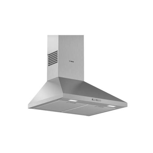 Bosch Serie 2 DWP64BC50B 60cm Wall-Mounted Pyramid Cooker Hood