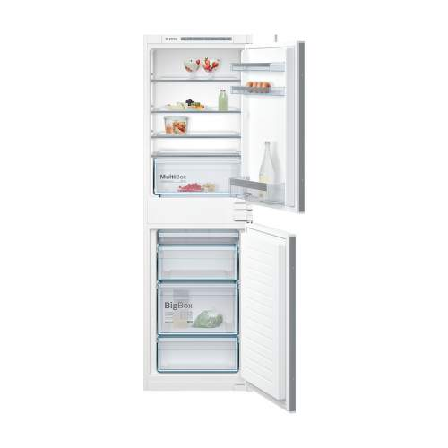 Bosch Serie 4 KIV85VS30G Built-In 50/50 Fridge Freezer