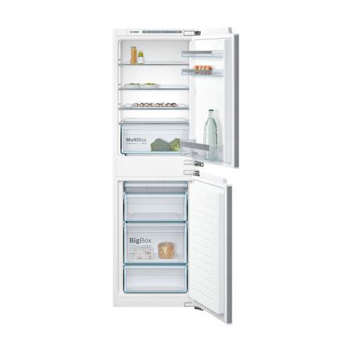 Bosch Serie 4 KIV85VF30G Built-In 50/50 Fridge Freezer