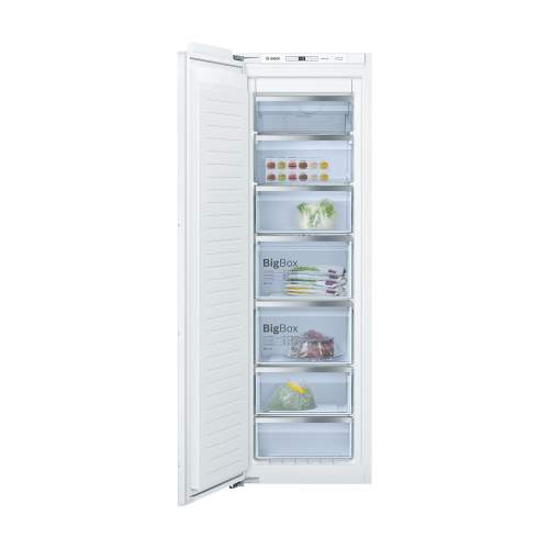 Bosch Serie 6 GIN81AE30G Built-In Freezer