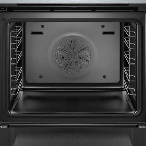 Bosch Serie 8 HBG634BS1B Stainless Steel Built-In Single Oven