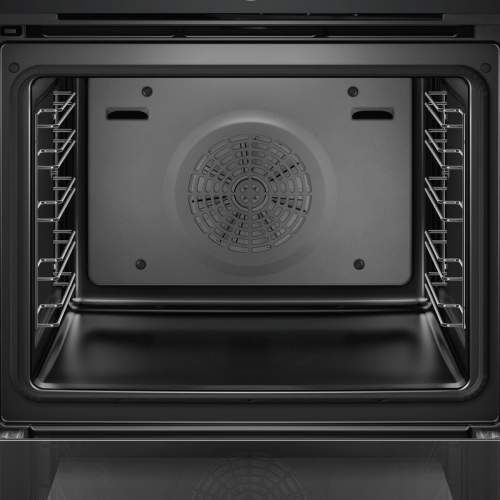 Bosch Serie 8 HBG634BB1B Black Built-In Single Oven