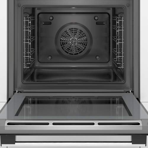 Bosch Serie 4 HBS573BS0B Stainless Steel Built-In Single Oven