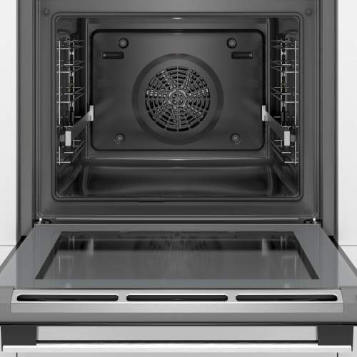 Bosch Serie 6 HBA5780S0B Stainless Steel Built-In Pyrolytic Single Oven
