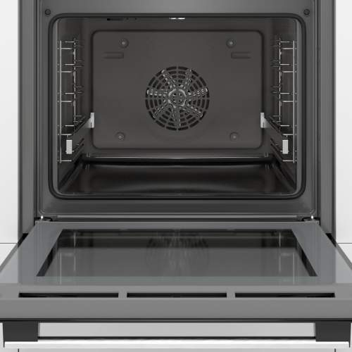 Bosch Serie 6 HBA5570S0B Stainless Steel Built-In Single Oven