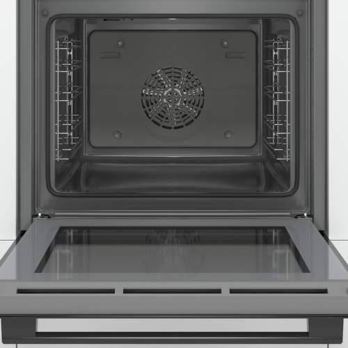 Bosch Serie 4 HBS534BB0B Black Built-In Single Oven