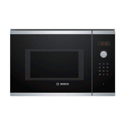 Bosch Serie 4 BEL553MS0B Built-In Microwave Oven and Grill