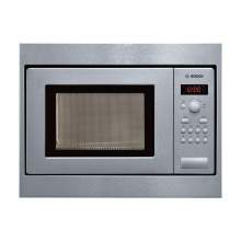 Bosch  Serie 2 HMT75M551B 38cm Built-In Stainless Steel Microwave Oven