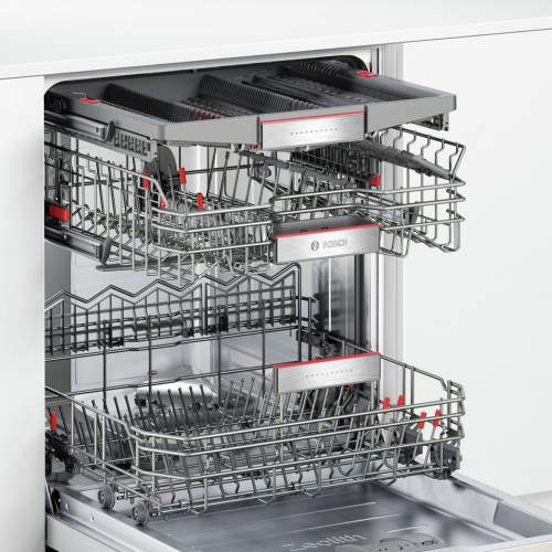 Bosch Serie 6 SMV68TD06G 60cm Fully-Integrated Dishwasher