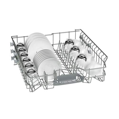 Bosch Serie 4 SMI50C12GB 60cm White Semi-Integrated Dishwasher