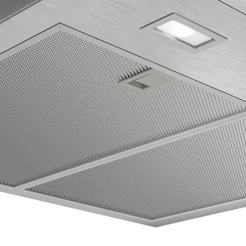 Bosch Serie 4 DWG96DM50B 90cm Wall-Mounted Glass Chimney Hood