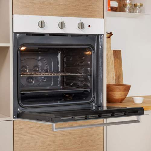 Indesit Aria IFW 6230 IX UK Electric Single Built-in Oven