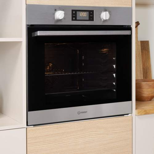 Indesit Aria IFW 6340 UK Electric Single Built-in Oven