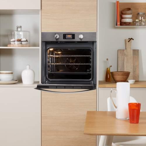 Indesit Aria IFW 3841 P IX UK Electric Single Built-in Oven