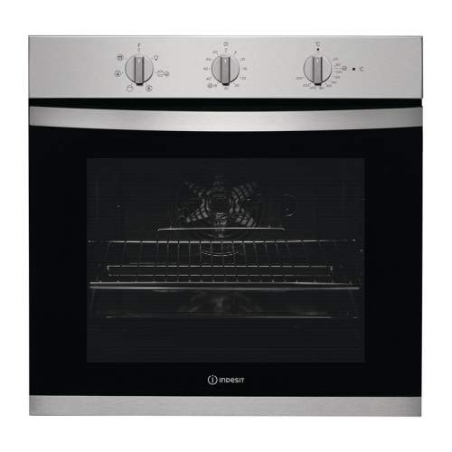 Indesit Aria KFW 3543 H IX UK Electric Single Built-in Oven