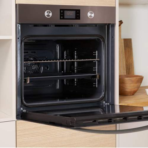 Indesit Aria KFW 3841 JH IX UK Electric Single Built-in Oven