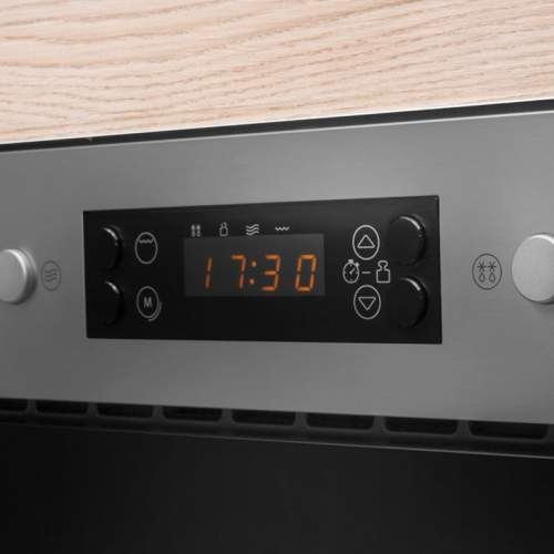 Indesit Aria MWI 3213 IX 750W Built-in Microwave with Grill