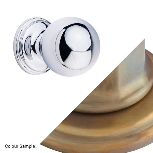 Perrin & Rowe 6061 Small Rounded Furniture Drawer Handle