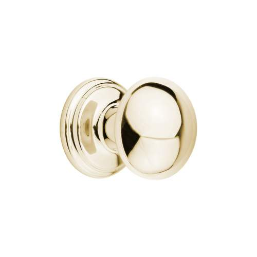 Perrin & Rowe 6081 Small Button Furniture Drawer Handle